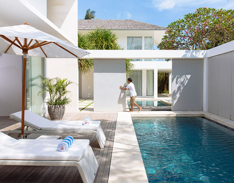 Villa Canggu Villas With 2 To 6 Bedrooms Near Echo Beach Bali